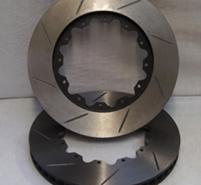 335x32mm Braketech disc and custom bell