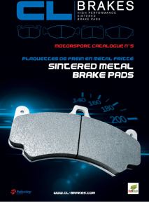 CL Brakes Catalogue
